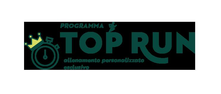 Programma Top Run - allenamento personalizzato esclusivo