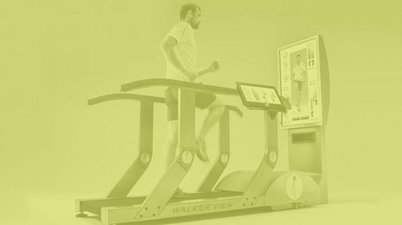 Walker View: tecnologia per prevenire infortuni nella corsa