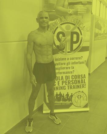 Daniel Lucas Roche, Personal Running Trainer