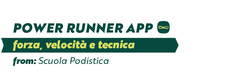 Power Runner App by Scuola Podistica